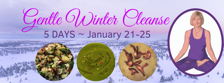 Gentle Winter Cleanse with Liz Vequist