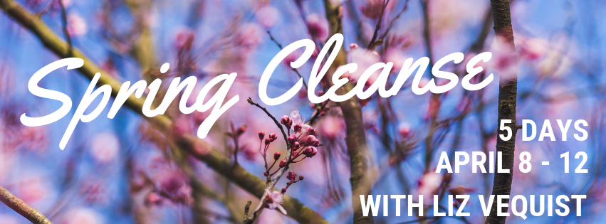 Spring Cleanse 2019