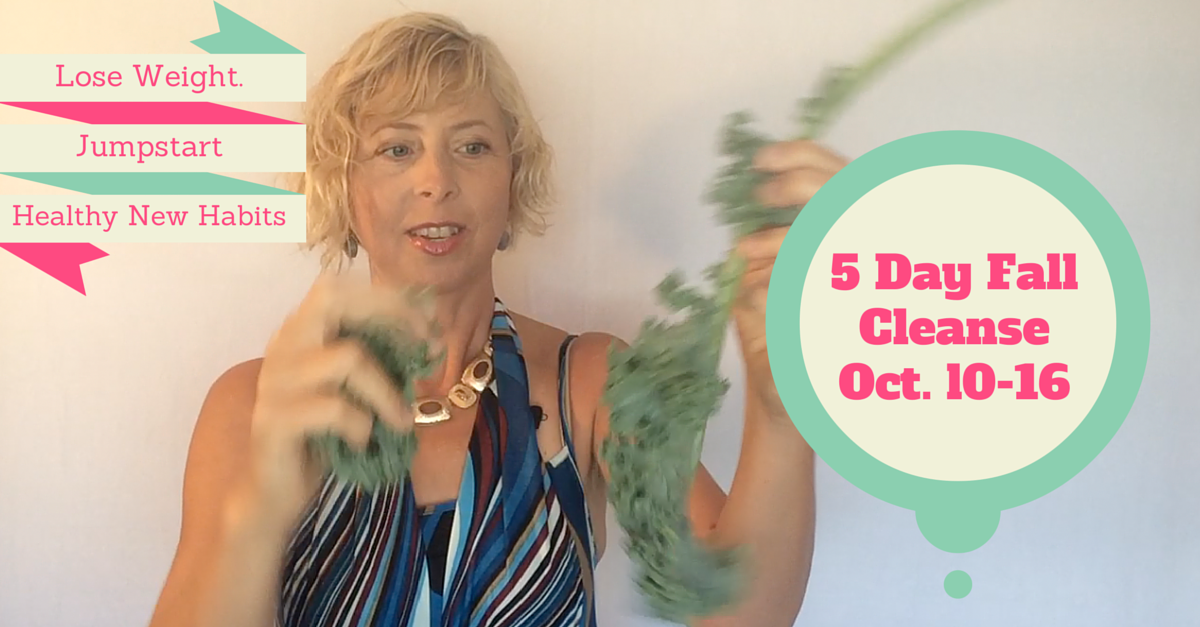 3 Reasons for a Fall Cleanse