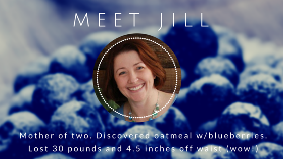 Meet Jill Success Story
