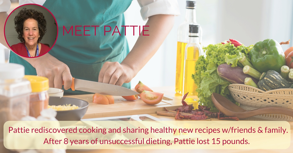 Meet Pattie Weight Loss Success Story
