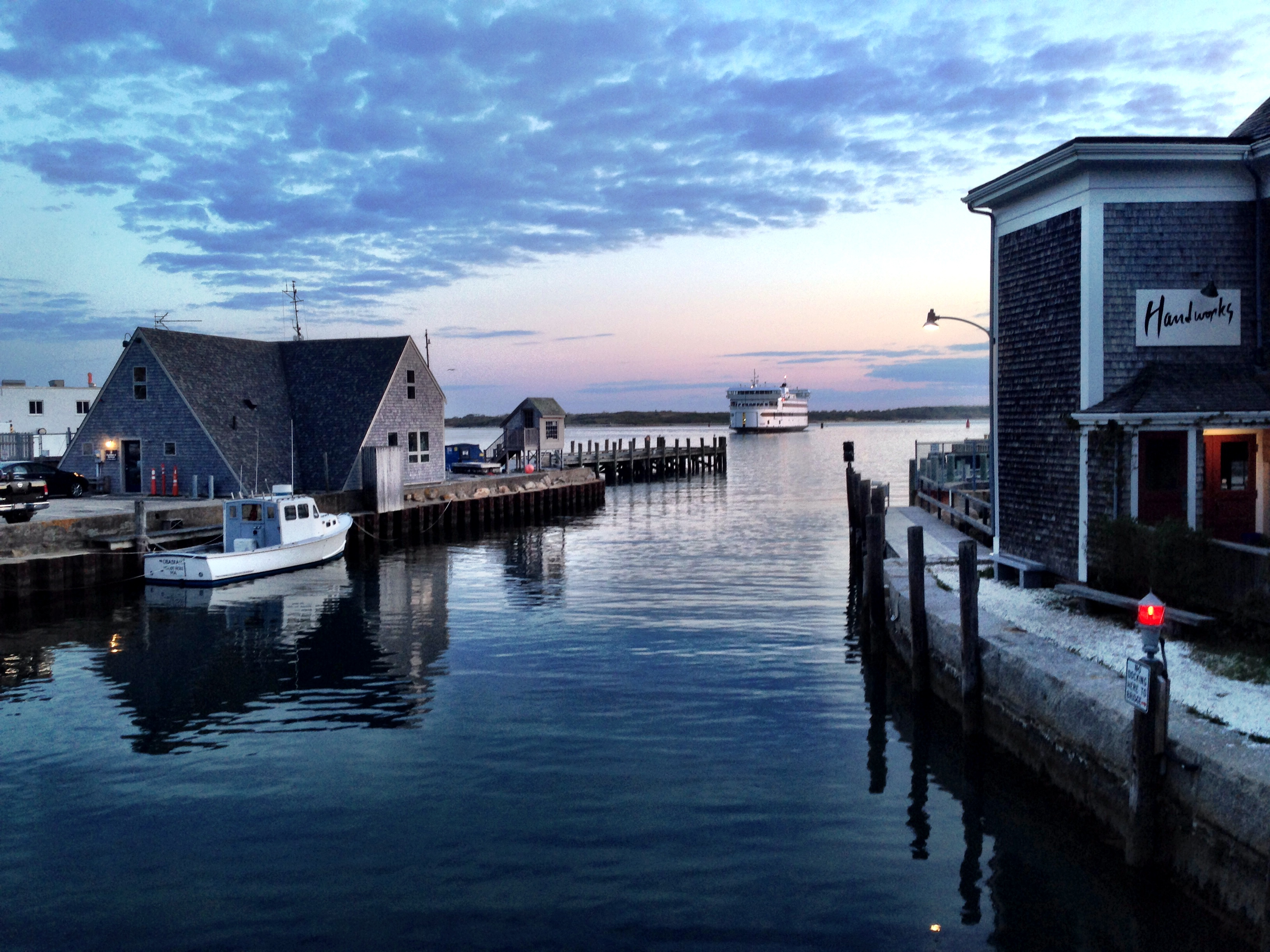 Relax & Renew Wellness Weekend in Woods Hole