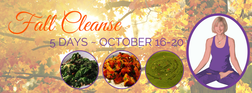 5 Day Fall Cleanse