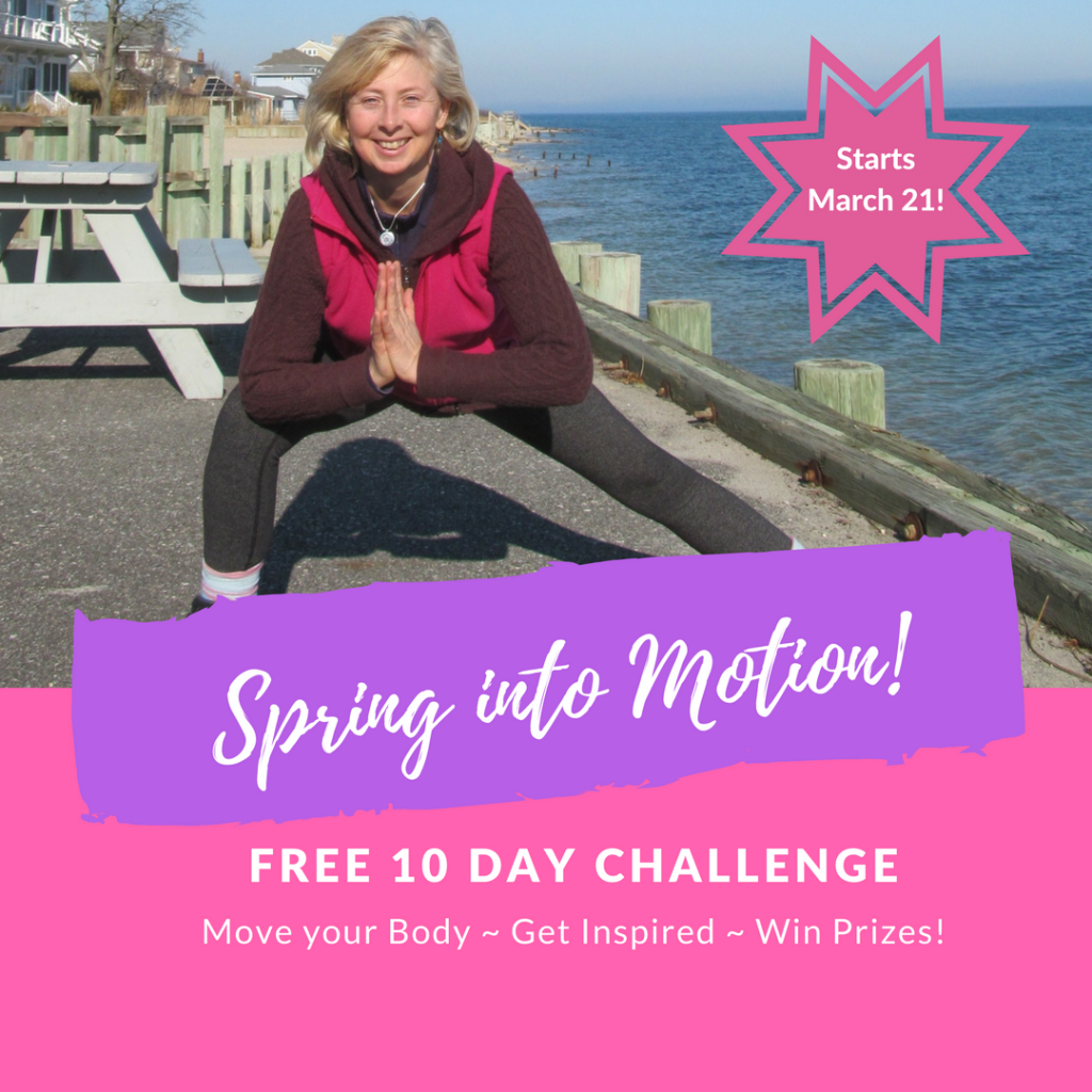 Spring into Motion 2018