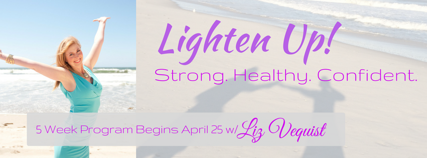 Lighten Up! Weight Loss Spring 2018
