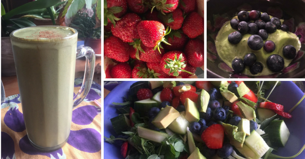 5 Day Summer Cleanse 2018, smoothies, juice