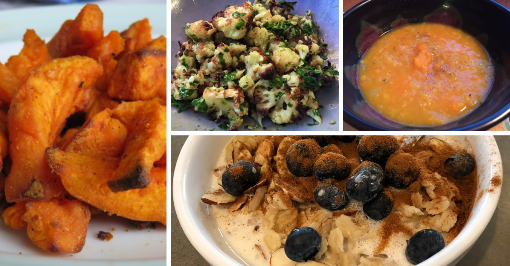 Fall Cleanse 2018 Food